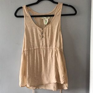 Staring at Stars Urban Outfitter tie back tank